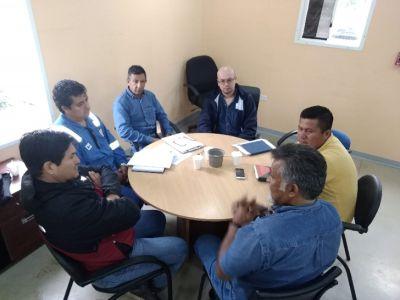 Reunión con Relaciones Comunitarias